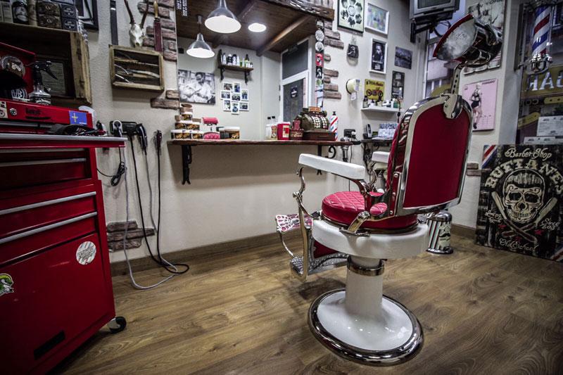 In beauty salon - 5 4