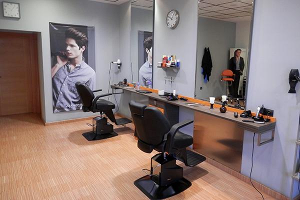 Barber as con encanto el portal para los hombres con estilo - Peluquerias con estilo ...